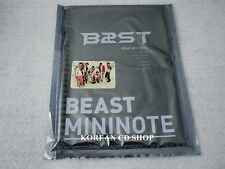 BEAST B2ST -  PHOTO MINI Notebook OFFICIAL GOODS *NEW*
