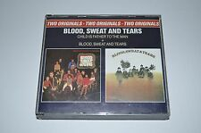 Blood, Sweat & Tears - Child Is Father To The Man & Same / CBS / Two Originals
