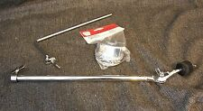 Ludwig drums Parts L1372 bass drum Shell Mount Cymbal Holder complete w/ P1216D