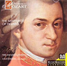Mozart The Marriage Of Figaro J. Rudel US Press Cd