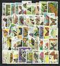 BUTTERFLIES Collection Packet of 50 Different WORLD Stamps