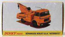 Atlas Editions Dinky Toys 589A - Depanneues Berliet G.A.K. Autoroutes MIMB!