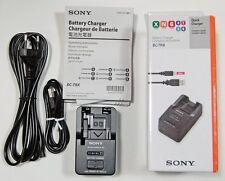 SONY BC-TRX chargeur de voyage rapide pour batteries Sony Type NP-BX1