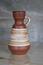 Vintage DÜMLER BREIDEN Pottery Vase  MID CENTURY MODERN 303-16 55