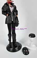 Harley Davidson Motorcycle Barbie Doll Fashion ~ Biker Chick Sexy Faux Leather