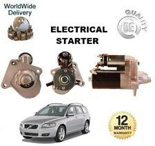 für Volvo V50 II 1.6 D D2 2005> auf elektrische Anlasser 12V 1,2 kw