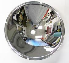 "Chrome One Bulb Headlight Reflector 9 1/8"" * 1932 Ford Car & Pickup"