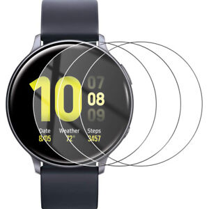 For Samsung Galaxy Watch 3 41mm 45mm Screen Protector TPU Film Accessories 48EE