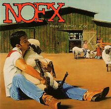 NOFX - HEAVY PETTING ZOO CD (1996) EPITAPH RECORDS / US-PUNK / FIRST PRESS !!!