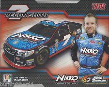 "2016 REGAN SMITH ""NIKKO TOMMY BALDWIN RACING"" #7 NASCAR SPRINT CUP POSTCARD"
