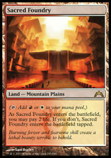 MTG SACRED FOUNDRY - PLAYED/ROVINATA FONDERIA SACRA - GTC - MAGIC