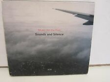 Sounds And Silence - Music For The Film - Travels With Manfred Eicher - NM+/VG+