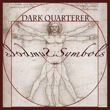 DARK QUARTERER-simbolo DLP (new*lim.350 BLACK V. * prog metal * ADRAMELCH + Bonus)