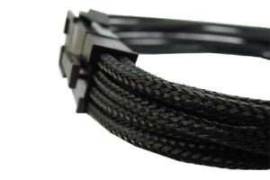 NEW! GELID SOLUTIONS 8 broches EPS Extension Cable 30cm NERO EPS 18 AWG M6B5IT M