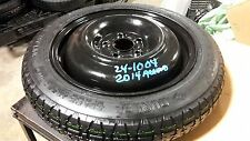 13 14 15 HONDA ACCORD SPARE TIRE WHEEL DONUT 135/80/16