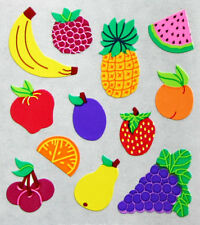 FOOD FRUITS #16 Stickers - Sandylion Stickers - FREE SHIPPING OFFER