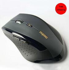 2.4GHz Wireless Optical Mouse Mice+USB 2.0 Receiver For Laptop Desktop PC1600DPI