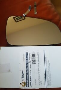 DOCTORAUTO DR165437 DOOR WING MIRROR, GLASS OUTER HEATED WITH PLASTIC HOLDER
