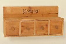 Aktuelles-Design Regale & Aufbewahrungen aus Massivholz für Flur/Diele