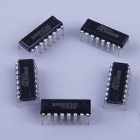 5pcs Dip16 Circuit Arithmetic Logic IC SN74LS189AN