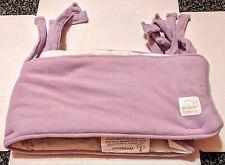 Trend Lab CribWrap Rail Cover-Lavender
