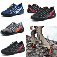 Men Climbing Sneakers Breathable Mesh Hiking Shoes Casual Fitness Running Shoes