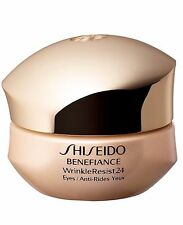 SHISEIDO Benefiance WrinkleResist24 Intensive Eye Contour Cream 15ml 0.51oz New!