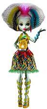 Mattel Monster High DVH72 - Elektrisiert Hochspannungslook Frankie Puppe