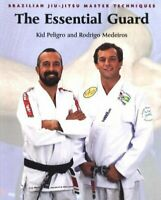 Essential Guard (Brazilian Jiu-Jitsu Master Te... by Medeiros, Rodrigo Paperback