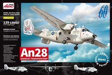 ANTONOV/PZL-MIELEC an-28 Bryza 1r (RAF COASTAL COMMAND & SMALTO BLU NAVY MKGS) 1/72 AEROPLAST