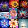 5D Full Drill Diamond Painting Fantasy Flowers Embroidery Cross Stitch Art Decor