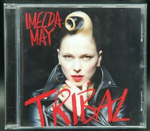 Imelda May Tribal CD (2014). Used, VGC