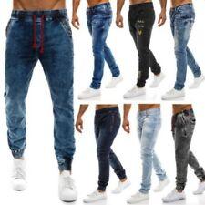 Pantalons jeans bleu pour homme