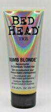 Tigi Bed Head Dumb Blonde Reconstructor 6.76 Oz(New)