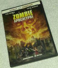 Zombie apocalypse DVD Ving rhames horror Halloween