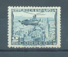 Spain 1935 Autogyro 2 Pts unshaded sky perf 11 1/2 sg.779 MH