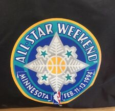 All Star Weekend Nba Minnesota 1994 Player Coach Issued Duffle Gym Bag a3483501d2393