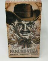 PANCHO-VILLA VHS VIDEO MOVIE, TELLY SAVALAS, CHUCK CONNERS, CLINT WALKER, 1972