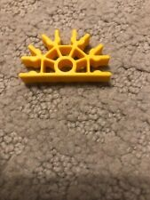 K'Nex Yellow Connector 5 Way Lot Of 100 Replacement Pieces Knex New