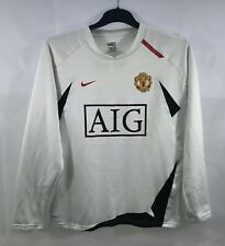 6dd77a629da Manchester United Training Jumper 2006 07 Adults Medium Nike
