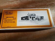 N GAS STATION KIT, MICRO ENGINEERING CO #65-139 New In Box