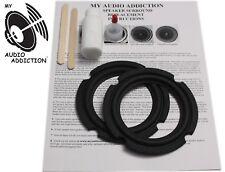 Foam Speaker Surround Repair Kit For JBL MR 25, J 520, J 520 M  !!!!!!!!!!!!!!!!