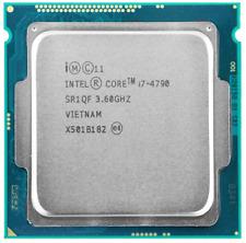 Intel Core i7-4790 - 3.6 GHz Quad-Core (CM8064601560113) Processor