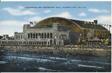Auditorium and Convention Hall, Atlantic City, New Jersey  made by E.C. Kropp Co
