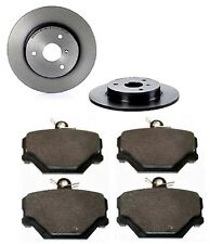 Smart Fortwo Cabrio 450 0.7 0.8 CDI Front Brake Pads and Discs 2004-2007