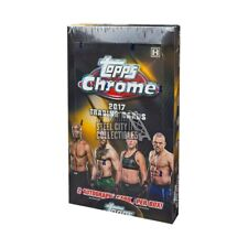 2017 Topps UFC Chrome Hobby Box