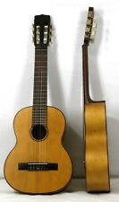 Musikalia Requinto or guitarrico in Maple, for flamenco, of Luthier