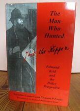 THE MAN WHO HUNTED JACK THE RIPPER 1st edition 2000.MINT HARDBACK IN DUSTWRAPPER
