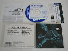 GRANT GREEN/GRANT'S FIRST STAND(BLUE NOTE TOCJ-4064) JAPAN CD+OBI