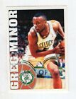 figurina - BASKETBALL BASKET PANINI 1995 95/96 - numero 5 MINOR
